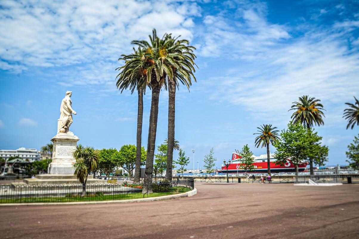 Unusual City Trip To Bastia Calavita Hotel Restaurant Rooftop